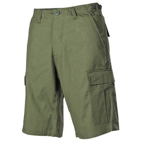 US férfi rövidnadrág BDU rip-stop