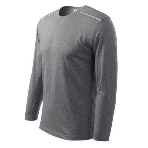 Hosszú ujjú póló, 180 g - 3 színben