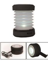 Dinamós tábori lámpa - vándor túrabolt - kemping felszerelés