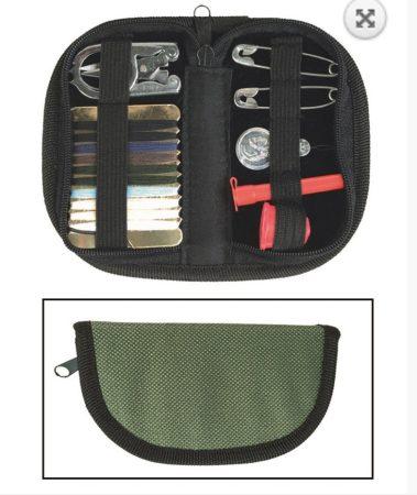 Zseb varrókészlet - vándor túrabolt - fesztivál kellékek - felszerelések