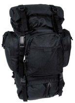 55 L fekete hátizsák - vándor túrabolt - hátizsák