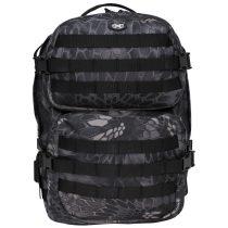 fekete terep hátizsák 40L - vándor túrabolt - hátizsákok