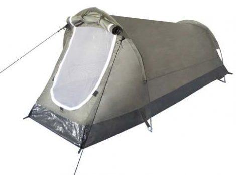 Egyszemélyes alagút sátor