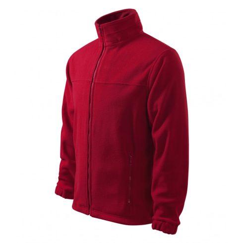 Férfi marlboro piros színű polár dzseki - 2XL méret