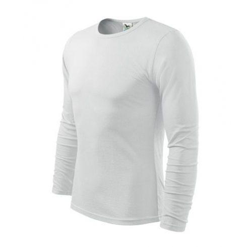 Hosszú ujjú férfi passzos póló 160g