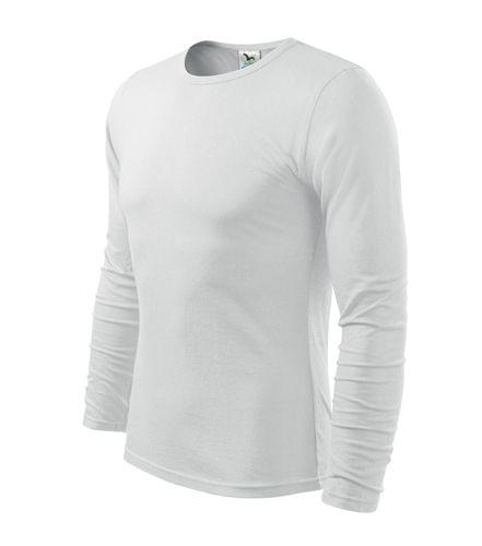 81f87ed4d285 Hosszú ujjú férfi passzos póló TÖBB SZÍNBEN 160g