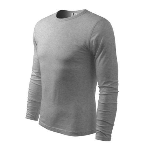 Testhezálló férfi hosszúujjú póló, 160g - többféle színben