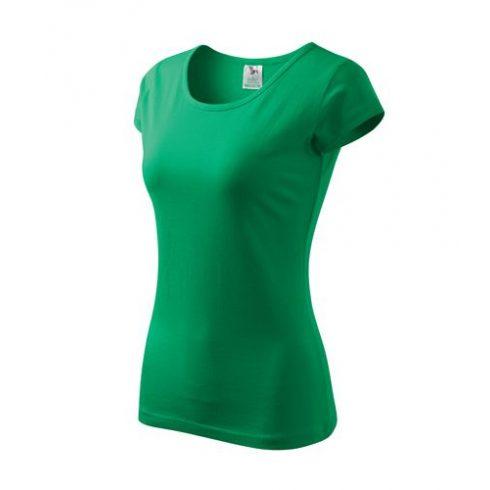 Rövid ujjú női póló, 150g - többféle színben