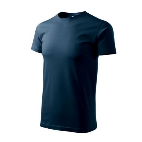 Basic rövid ujjú póló, 160g - többféle színben