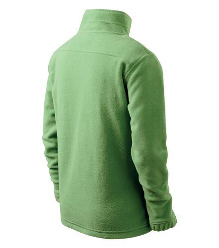 6e0b83e116 Gyermek polár dzseki - zöld - vándor túrabolt