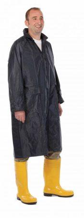 Hosszított kapucnis esőkabát