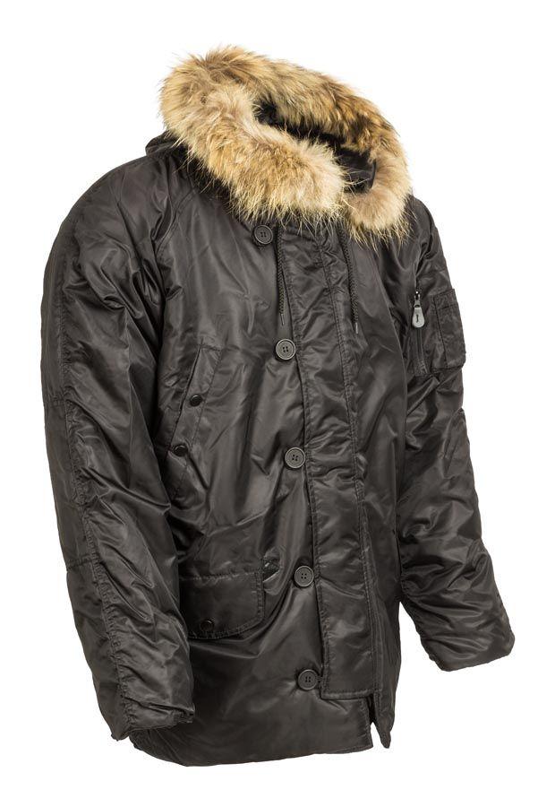 9abe82bbfa9a Hosszított szőrmekapucnis téli kabát - Vándor túrabolt