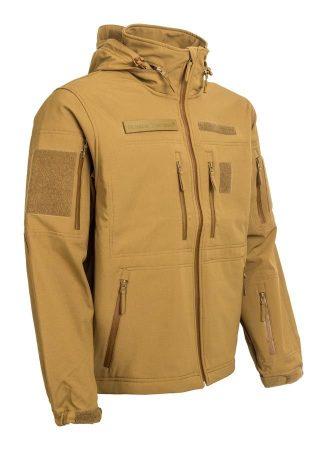 szélálló outdoor softshell dzseki