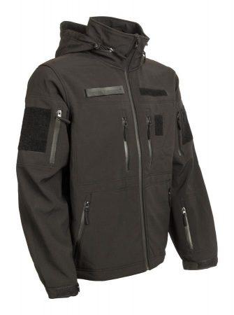 outdoor kapucnis softshell dzseki
