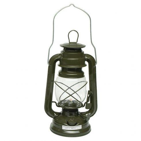 Petróleum kemping lámpa