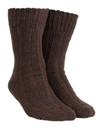 zöld pamut zokni