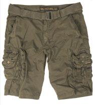 Zöld rövidnadrág - Vándor túrabolt - shortok - túraruházat