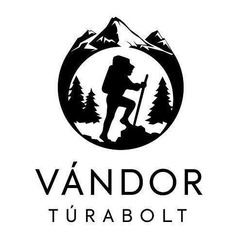 fekete férfi short - Vándor túrabolt - rövidnadrágok - túra ruházat