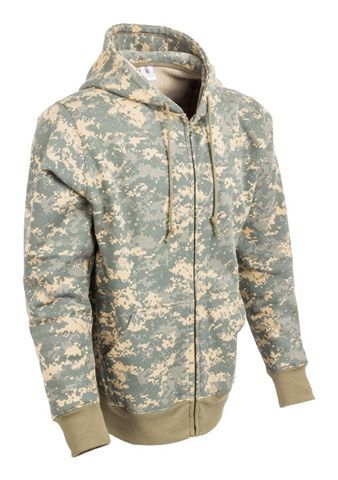 7b3816bc548d Digitális terepszínű kapucnis pulóver - Vándor túrabolt