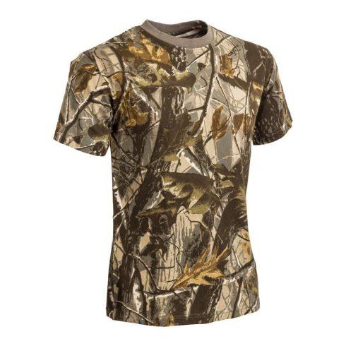 Erdő-terep színű póló