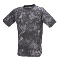 Fekete Mandra póló - vándor túrabolt - pólók