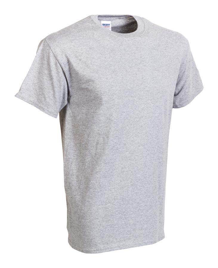 Egyszínű szürke póló - vándor túrabolt ebeb07a40d