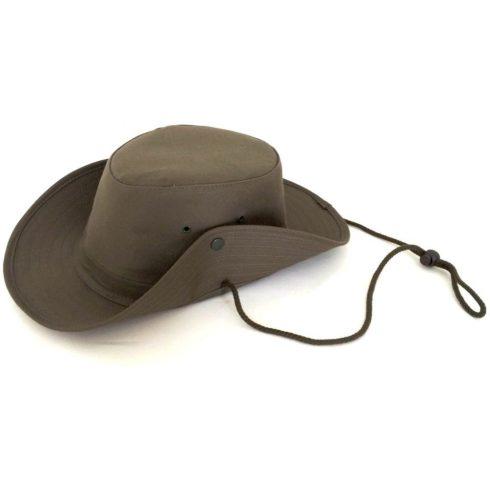 Felgombolható túra kalap