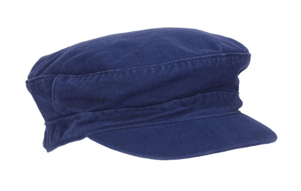 Nyári vászon sapka kék színben - Vándor túrabolt 0724433f1f