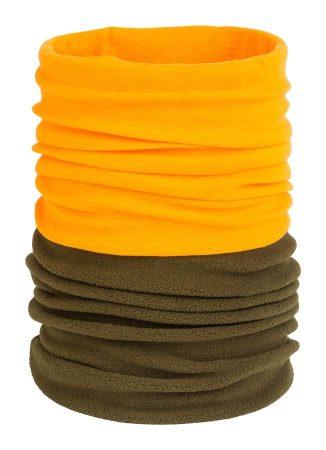 téli csősál zöld/narancssárga