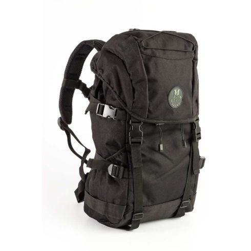 Fekete hátizsák 30L - vándor túrabolt - hátizsákok
