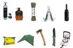 + Túlélő felszerelések