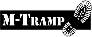 M-tramp combtáska